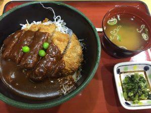 吉備カツ丼定食