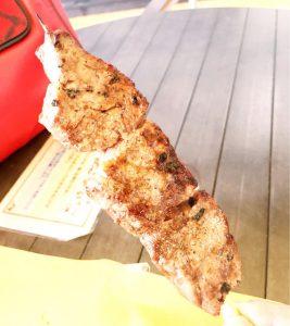 三ヶ日産牛串焼き