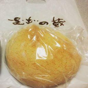 むぎの蔵 御在所名物大きなメロンパン