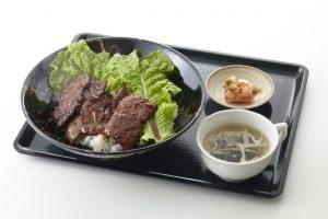松阪肉スタミナ丼
