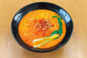 大内山ミルク坦々麺