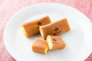 メープルミルクロールケーキ