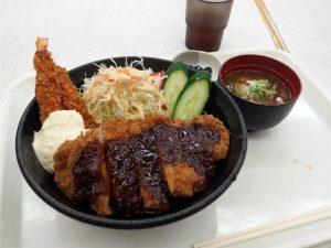 THE名古屋めし丼