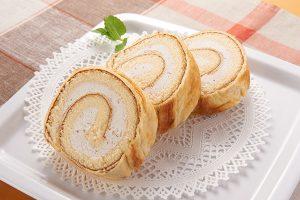 赤城いちごクレープロールケーキ