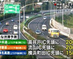 上り 情報 渋滞 高速 東名